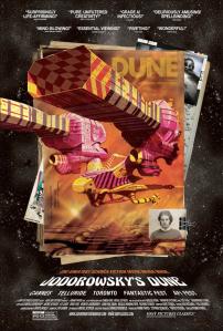 Jodorowsky Dune Poster